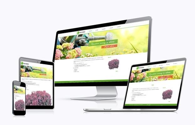 Индивидуален дизайн на сайт